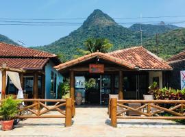 Pousada Recreio Da Praia, hotel in Abraão