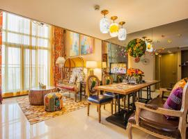 Changlong American Style Loft Apartment, hotel in Guangzhou