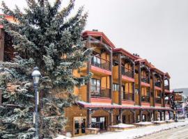 Der Steiermark, apartment in Breckenridge