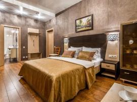 Гостиница Браво Люкс, отель в Самаре