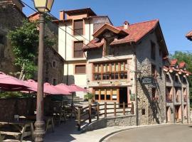 Hotel Rural Peña Castil, hotel en Sotres