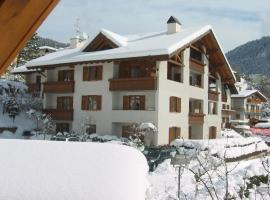 Residence Stefenine, apartment in Molveno