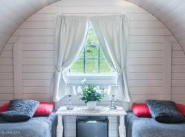 Glamping & Camping, campground in Vestmannaeyjar