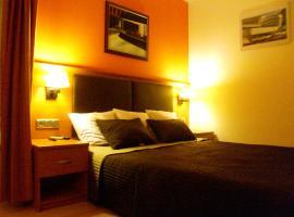 55myHOUSE – hotel w mieście Mikołajki