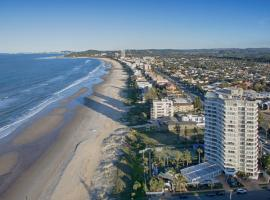 19th Avenue on the Beach, serviced apartment in Gold Coast