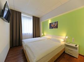 Montagehotel Business & City, hotel in Linz
