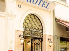 Hotel Paris Bruxelles, hotel in 3rd arr., Paris