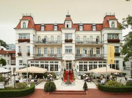 SEETELHOTEL Hotel Esplanade, Hotel in Heringsdorf