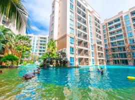 Athena Resort Jomtien Beach ที่พักให้เช่าในหาดจอมเทียน