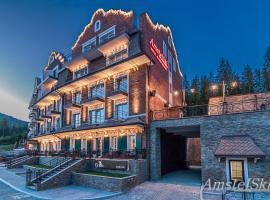 AmstelSki, hotel in Bukovel