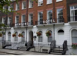 Mentone Hotel - B&B, hotel in London