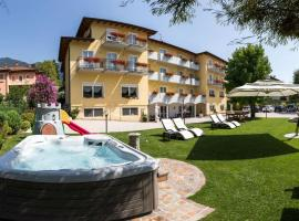 Hotel Daniela, hotel near Terme of Levico and Vetriolo, Levico Terme
