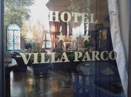 Villa Parco, отель в Венеция-Лидо