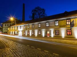 Hotel Restaurant Darwin, hotel in Prague 5, Prague