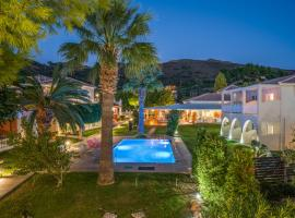 Aeolos Boutique Resort and Suites, boutique hotel in Kalamaki