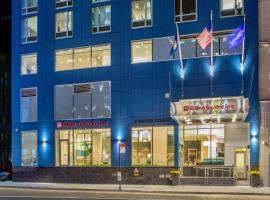 Hilton Garden Inn NYC Financial Center/Manhattan Downtown, hotel near Statue of Liberty, New York