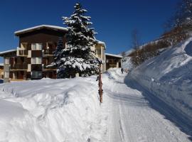 Hotel Jam Session, hôtel à Les Deux Alpes