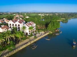 Pearl River Hoi An Hotel & Spa, spa hotel in Hoi An