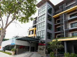 Samkwan Village, hotel in Bangsaen