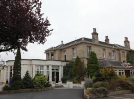 The Grange Manor, hotel near Airthrey Golf Course, Grangemouth