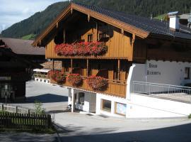 Gasthaus Jakober, Pension in Alpbach