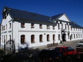Maršovská Rychta, hotel poblíž významného místa Devět skal, Nové Město na Moravě