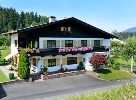 Appartementhaus Mühlberger, hotel near Ellmis 6er, Ellmau