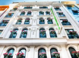 Florenta Hotel, отель в Стамбуле