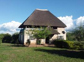 Engiri Game Lodge and Campsite, campground in Katunguru
