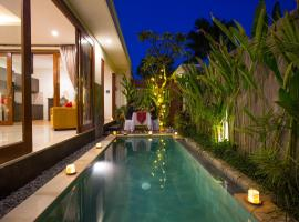 Aishwarya Exclusive Villas, accessible hotel in Sanur