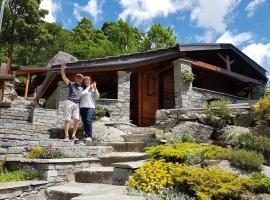 CHALET A CERESOLE REALE nel Parco Gran Paradiso con Ambienti sanificati, hotel near Parco Nazionale del Gran Paradiso, Ceresole Reale
