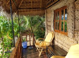 Constantina Huts, luxury tent in Agonda