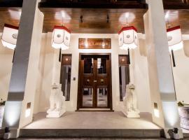 Villa Lantara Chiangmai, spa hotel in Chiang Mai