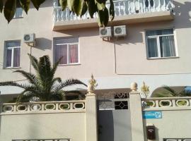 Guest House Bereg Morya, отель в Адлере