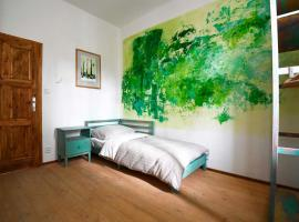 Giotto Apartments, apartment in Prague
