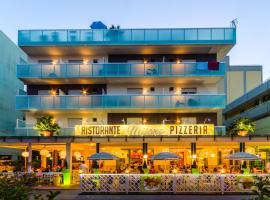 Hotel Milano, hotel v Bibione
