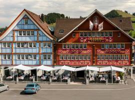 Romantik Hotel Säntis, hotel in Appenzell