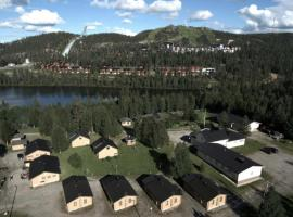 Matkailumaja Heikkala Cottages, hotelli Rukalla