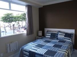 Studio Atlântica Vista para o Mar, hotel near Post 5 - Copacabana, Rio de Janeiro