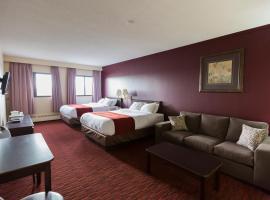 Argyll Plaza Hotel, hotel in Edmonton