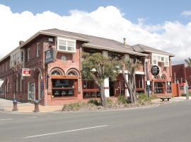 Great Ocean Road Brewhouse, hotel in Apollo Bay