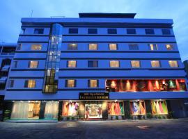 Sandesh Pride, hotel near Chamundi Vihar Stadium, Mysore