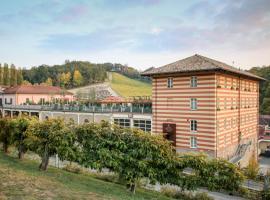 Hotel Diffuso Le Case dei Conti Mirafiore, hotel a Serralunga d'Alba