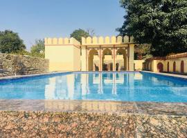 Sajjan Bagh Heritage Resort, hotel in Pushkar