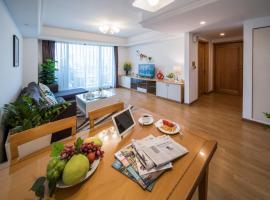 Rose Garden Residences, apartment in Hanoi