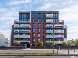 UBA Accommodation Aparthotel, serviced apartment in Cluj-Napoca