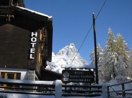 Chalet Valdotain, Hotel in der Nähe von: Matterhorn, Breuil-Cervinia