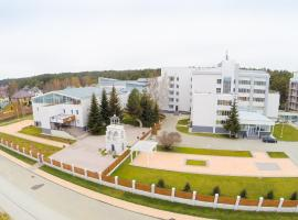 Parus Medical Resort & Spa, hotel with jacuzzis in Novosibirsk