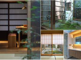 HANARé Miyagawacho, hotel di lusso a Kyoto