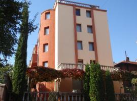Family Hotel Saint Iliya, hotel in Burgas